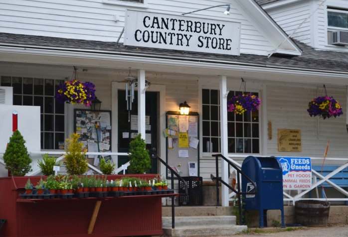 Canterbury Store dusk 3